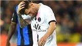Owen: 'Messi kết hợp với Mbappe và Neymar khiến PSG yếu hơn'