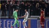 Juventus 1-0 Roma: Đá hỏng phạt đền, Roma trắng tay rời sân Juventus