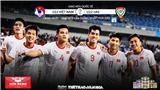Lịch thi đấu và trực tiếp bóng đá U22 Việt Nam vs U22 UAE. Trực tiếp VTC1, VTC3, VTV6