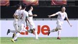 KẾT QUẢ BÓNG ĐÁ: U19 Việt Nam thua 1-2 trước U19 Hàn Quốc