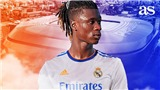 Eduardo Camavinga là tương lai của Real Madrid