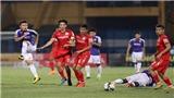 Văn Toàn buộc Hà Nội FC 'ôm hận' tại Hàng Đẫy