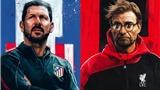 Atletico Madrid vs Liverpool: Simeone và Klopp, cuộc đấu trí của những thiên tài bình dị