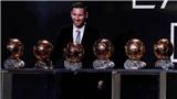 VIDEO bóng đá: Messi giành Quả bóng Vàng 2019, U22 Việt Nam tập luyện trước trận gặp Singapore