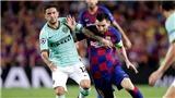 VIDEO bóng đá: Tại sao ma thuật của Messi vẫn bất lực trước Inter?
