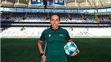 Nữ trọng tài bắt trận Liverpool vs Chelsea: Biểu tượng nữ quyền ở Siêu cúp châu Âu
