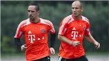 Bayern Munich: Thời của bộ đôi Robben-Ribery đã kết thúc