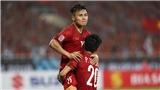 Lịch thi đấu Asian Cup 2019. Lịch thi đấu và trực tiếp bóng đá Việt Nam trên VTV6, VTV5