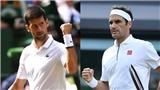 Trực tiếp quần vợt chung kết Wimbledon 2019: Federer vs Djokovic. Xem trực tiếp tennis