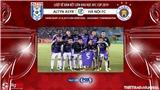 Trực tiếp bóng đá: Hà Nội đấu với Altyn Asyr (19h hôm nay), AFC Cup 2019 bán kết
