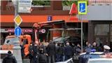 Cảnh sát đặc nhiệm bắt giữ đối tượng bắt cóc con tin ở Moskva