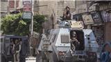Ai Cập tiêu diệt 21 phần tử khủng bố ở Bắc Sinai