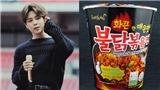 Jimin BTS khiến thế giới phải 'quan tâm' món mì của Hàn Quốc