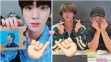 5 lần 'soái ca' Jin giữ lời hứa với ARMY