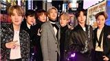 BTS tạo kỷ lục đầu tiên trong lịch sử K-pop