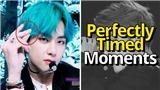 10 khoảnh khắc BTS trên sân khấu khiến ARMY không thể rời mắt
