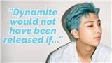 BTS và CEO Bang Shi Hyuk nói về lý do bắt đầu phát hành đĩa đơn tiếng Anh