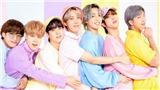 BTS khởi động FESTA với bộ ảnh gia đình