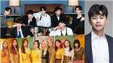 BXH Ca sĩ tháng 11: BTS trở lại vị trí đầu bảng, Twice gây kinh ngạc