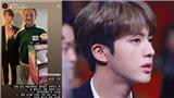'Diễn viên' Jin BTS tiếp tục trở thành chủ đề nóng trên mạng xã hội
