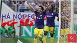 Điểm nhấn vòng 5 V-League 2018: Hà Nội FC bứt phá