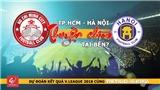 Dự đoán vòng 7 V-League 2018: CLB TP.HCM - Thuyền chìm tại bến ?