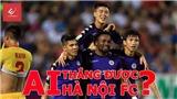 Điểm nhấn vòng 8 V-League 2018: Hà Nội quá mạnh, TPHCM đang khủng hoảng?