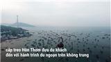 Khám phá vẻ đẹp Nam Phú Quốc nhìn từ cáp treo Hòn Thơm