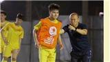 Bóng đá Việt Nam hôm nay 13/1: Thầy trò ông Park tập trung cao độ. HLV U23 Jordan thận trọng