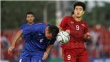 Hậu vệ Thái Lan chấn thương, nén đau không xin thay người trước U22 Việt Nam