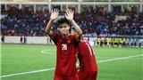 Bóng đá Việt Nam hôm nay: Đình Trọng đang 'mất liên lạc' với Duy Mạnh