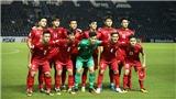 Bóng đá Việt Nam hôm nay 19/1: U23 Việt Nam tận dụng cơ hội kém. U23 Hàn Quốc vs U23 Jordan