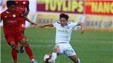 Bóng đá Việt Nam hôm nay: Tiền vệ HAGL chấn thương trước trận gặp TPHCM