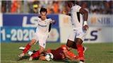Bóng đá Việt Nam hôm nay: HAGL có thành tích sân nhà tốt nhất V-League