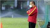 Bóng đá Việt Nam hôm nay: Điều chỉnh giờ thi đấu U23 Việt Nam. HLV Park Hang Seo chốt danh sách