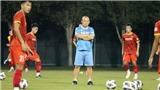 Bóng đá Việt Nam hôm nay: HLV Park Hang Seo chốt danh sách cầu thủ dự vòng loại U23 châu Á