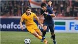 Trực tiếp bóng đá hôm nay VTV6: U23 Thái Lan đấu với U23 Iraq, U23 châu Á 2020