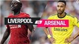 Trực tiếp bóng đá hôm nay: Liverpool vs Arsenal (K+ PM), Ngoại hạng Anh