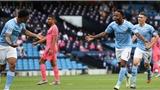 Video clip bàn thắng Man City 2-1 Real Madrid: Sai lầm của Varane khiến Real bị loại