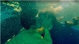 Tiếng sét trong mưa: Rò rỉ clip hậu trường Nhật Kim Anh bị ném xuống giếng, té ra quay trong hồ bơi