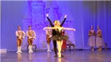 VIDEO: Màn múa của thiên nga đen yêu kiều, bí ẩn trong vở 'Hồ thiên nga' phiên bản Việt