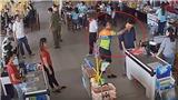 Thượng úy công an hành hung nhân viên bán hàng bị tạm đình chỉ công tác