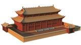 Dựng lại kiến trúc cung điện nhà Lý sau ngàn năm