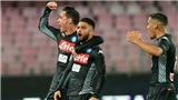 Video clip highlights bàn thắng trận Napoli 2-1 Milan