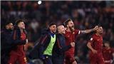 Video clip highlights bàn thắng trận Roma 2-1 Lazio