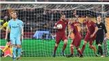 Roma xuất thần loại Barca: Truyền thông thế giới nhất loạt 'ngả mũ'
