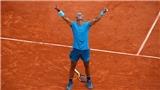 Rafa Nadal: Kẻ chinh phục vĩ đại và chức vô địch Roland Garros đặc biệt