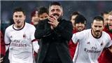 Gattuso: 'Tôi quá non so với Wenger nhưng Milan vẫn có thể hạ Arsenal'