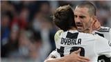Chiêm ngưỡng đường chuyền dài mang thương hiệu Bonucci giúp Dybala ghi bàn