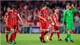 Bayern Munich thất bại trước Real Madrid thực sự vì đâu?